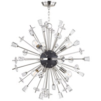 Liberty 6 Light 32 inch Polished Nickel Chandelier Ceiling Light
