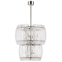 Freeze 16 Light 24 inch Polished Nickel Pendant Ceiling Light