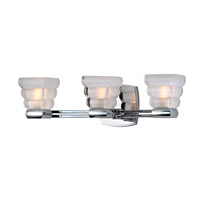 Hudson Valley Lighting Warren 3 Light Bath Vanity in Polished Chrome 5043-PC