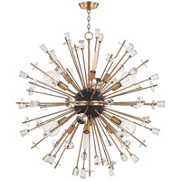 Liberty 12 Light 46 inch Aged Brass Chandelier Ceiling Light