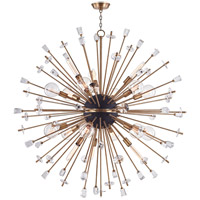 Liberty 18 Light 60 inch Aged Brass Chandelier Ceiling Light