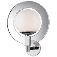 Caswell LED 12 inch Polished Nickel Wall Sconce Wall Light