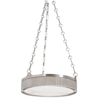 Lynden 4 Light 16 inch Antique Nickel Pendant Ceiling Light
