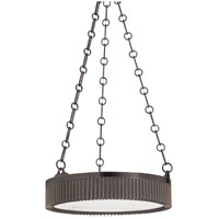 Lynden 4 Light 16 inch Distressed Bronze Pendant Ceiling Light