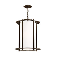 Hudson Valley Lighting Warwick 5 Light Pendant in Old Bronze 517-OB