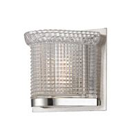 Hudson Valley Lighting Denning 1 Light Xenon Bath And Vanity in Satin Nickel 5191-SN