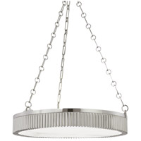 Hudson Valley 522-PN Lynden 5 Light 22 inch Polished Nickel Pendant Ceiling Light photo thumbnail