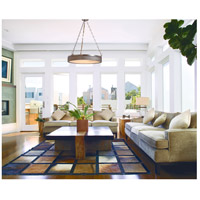 Hudson Valley 522-PN Lynden 5 Light 22 inch Polished Nickel Pendant Ceiling Light alternative photo thumbnail