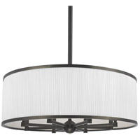Hastings 8 Light 30 inch Old Bronze Chandelier Ceiling Light