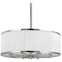 Hastings 8 Light 30 inch Polished Nickel Chandelier Ceiling Light