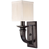 Hudson Valley Lighting Pheonicia 1 Light Wall Sconce in Old Bronze 541-OB