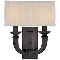 Hudson Valley Lighting Pheonicia 2 Light Wall Sconce in Old Bronze 542-OB