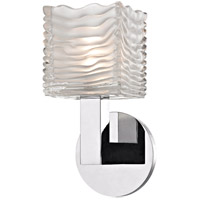 Sagamore LED 5 inch Polished Chrome Bath Vanity Wall Light