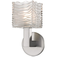 Sagamore LED 5 inch Satin Nickel Bath Vanity Wall Light