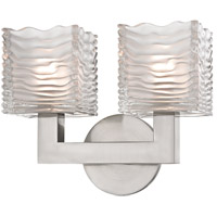 Hudson Valley 5442-SN Sagamore LED 11 inch Satin Nickel Bath Vanity Wall Light