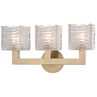 Sagamore LED 18 inch Aged Brass Bath Vanity Wall Light