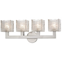 Sagamore LED 24 inch Satin Nickel Bath Vanity Wall Light