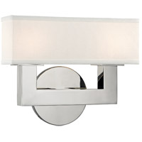 Clarke LED 10 inch Polished Nickel ADA Wall Sconce Wall Light