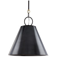 Altamont 1 Light 15 inch Distressed Bronze Pendant Ceiling Light