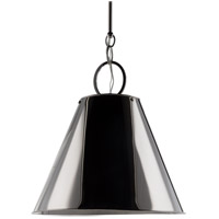 Hudson Valley Lighting Altamont 1 Light Pendant in Polished Nickel 5515-PN