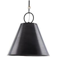 Hudson Valley Lighting Altamont 1 Light Pendant in Distressed Bronze 5519-DB photo thumbnail