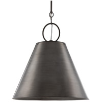 Altamont 1 Light 19 inch Historic Nickel Pendant Ceiling Light