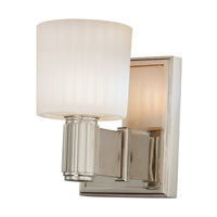 Hudson Valley Lighting Crowley 1 Light Bath And Vanity in Polished Nickel 5561-PN photo thumbnail