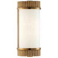 Hudson Valley Lighting Benton 1 Light Bath And Vanity in Aged Brass 561-AGB