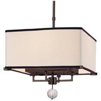 Hudson Valley 5644-OB Gresham Park 4 Light 14 inch Old Bronze Pendant Ceiling Light