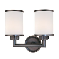 Hudson Valley Lighting Hewlett 2 Light Bath And Vanity in Old Bronze 572-OB