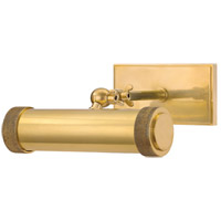 Hudson Valley 5808-AGB Ridgewood 25 watt 9 inch Aged Brass Picture Light Wall Light