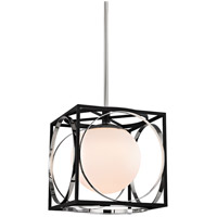 Wadsworth 1 Light 14 inch Polished Nickel Pendant Ceiling Light