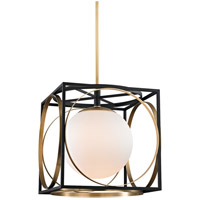 Wadsworth 1 Light 18 inch Aged Brass Pendant Ceiling Light