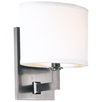 Grayson 1 Light 8 inch Polished Nickel Wall Sconce Wall Light