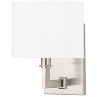 Grayson 1 Light 8 inch Satin Nickel Wall Sconce Wall Light