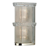 Hudson Valley Lighting Blyhte 2 Light Bath Vanity in Polished Nickel 5992-PN