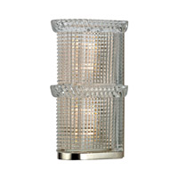 Blythe 2 Light 6 inch Polished Nickel Bath Vanity Wall Light