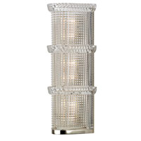 Hudson Valley Lighting Blythe 3 Light Bath Vanity in Polished Nickel 5993-PN