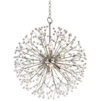 Dunkirk 8 Light 20 inch Polished Nickel Chandelier Ceiling Light