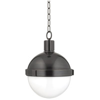 Hudson Valley Lighting Lambert 1 Light Pendant in Old Bronze 612-OB