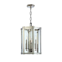 Hudson Valley 6215-DB Roxbury 6 Light 15 inch Distressed Bronze Pendant Ceiling Light