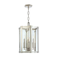 Hudson Valley Lighting Roxbury 6 Light Pendant in Polished Nickel 6215-PN