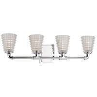 Hudson Valley Lighting Westbrook 4 Light Bath Vanity in Polished Chrome 6224-PC