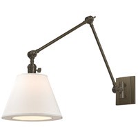 Hudson Valley Lighting Hillsdale 1 Light Wall Sconce in Old Bronze 6234-OB