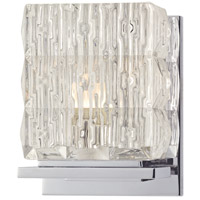 Hudson Valley 6241-PC Torrington 1 Light 5 inch Polished Chrome Bath And Vanity Wall Light