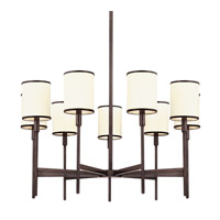 Hudson Valley Lighting Aberdeen 9 Light Chandelier in Old Bronze 629-OB