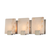 Hudson Valley Lighting Lake Grove 3 Light Bath And Vanity in Satin Nickel 6293-SN photo thumbnail