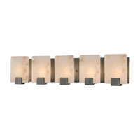 Hudson Valley Lighting Lake Grove 5 Light Bath And Vanity in Old Bronze 6295-OB photo thumbnail