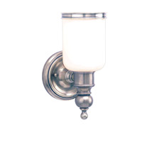Chatham 1 Light 5 inch Antique Nickel Bath And Vanity Wall Light