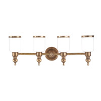 Hudson Valley 6304-PN Chatham 4 Light 29 inch Polished Nickel Bath And Vanity Wall Light